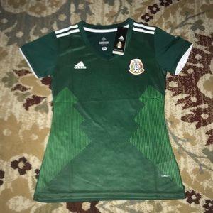 Mexico Women's National Team Women's 2019 Jersey
